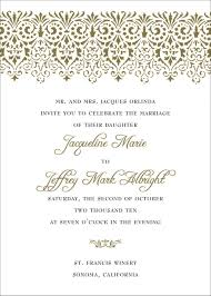 wedding invitation wording from and groom wedding invitations wedding invitation wordings for friends from