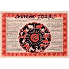 zodiac placemat new year zurchers