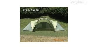 tente 3 chambres decathlon toile de tente quechua t6 3