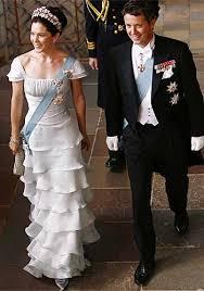 prince frederick princess and prince frederick of denmark run into blanks