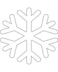 printable snowflake patterns color free download