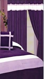 Purple Valances For Bedroom 27 Best Curtains Images On Pinterest Purple Curtains Valances