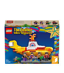 toys harrods com children building construction lego the beatles yellow submarine