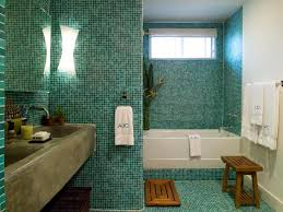 bathroom backsplash styles and trends hgtv