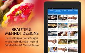 mehndi design videos android apps on google play