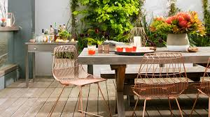 outdoor dining rooms great ideas for outdoor rooms sunset magazine