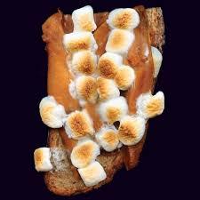 potato and marshmallow