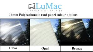 Clear Patio Roofing Materials Garden And Patio Covers Lumac Canopies