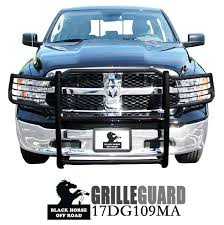 2010 dodge ram 1500 brush guard grille guard 17dg109ma black dodge ram 1500