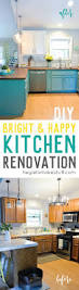 Teal Kitchen Decor by Best 25 Teal Cabinets Ideas On Pinterest Cabinet Colored