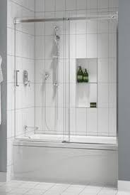 glass bath shower doors 60