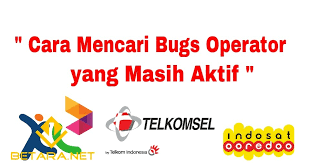 cara mencari bug telkomsel cara tercepat mencari bugs operator seluler yang masih aktif