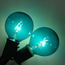 g50 bulb teal c9 e17 intermediate replacement bulbs