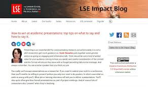 impact of social sciences u2013 so you u0027ve decided to blog these are