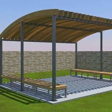 Large Pergola Designs by Centennial Large Pergola Recreation Today Commercial Park And