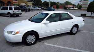 sold 1999 toyota camry le 105k meticulous motors inc florida for