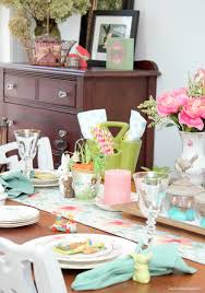 thrifty easter decor and tablescape ideas dagmar u0027s home