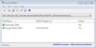 Google Public Dns Server Traffic by Quicksetdns Download