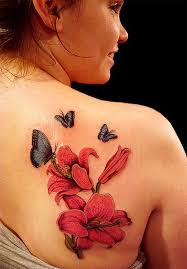 38 lily flower tattoo designs pretty designs