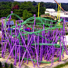 Six Flags Pg County Six Flags Roller Coaster Breaks Down In Maryland Strands 24 People