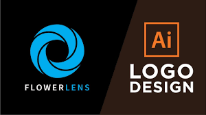 design len logo design process adobe illustrator cc 2015 flower lens