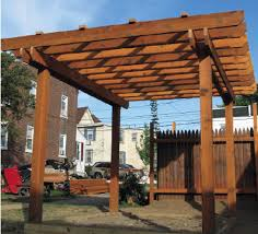 Building Your Own Pergola by Beautiful Design Building A Pergola Entracing How To Build