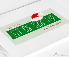community post 19 funny u0026 festive etsy christmas cards etsy