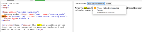 html input pattern safari html5 review the good parts hacker noon