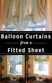 Make Curtains From Sheets What I Made From A Bed Sheet Make Pinterest Marimekko
