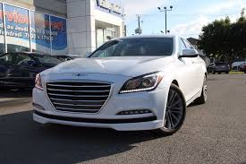 2015 hyundai genesis inventory used 2015 hyundai genesis sedan premium awd in used inventory
