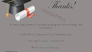 graduation thank you card duffycards thank you cards
