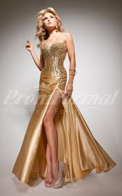 ivory and gold prom dresses dressed for less
