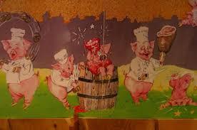 colmar cuisine cr饌tion lustige wandmalereien im restaurant la soi picture of restaurant