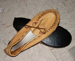 how to rubberize moccasin soles 8 steps