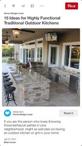 Outside Kitchen Ideas Best 25 Indoor Outdoor Kitchen Ideas On Pinterest Indoor