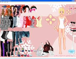 free dress up games online for girls and