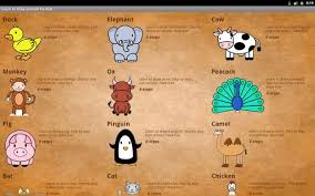 learn to draw animals for kids android apps on google play