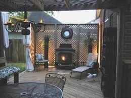 Backyard Ideas On Pinterest Fantastic Patio Designs On A Budget With Small Backyard Patio