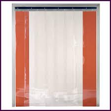 rideau chambre froide de chambre avec froid positif tringle en inox
