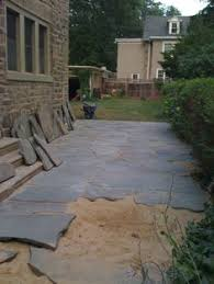 love this rustic patio stone dream patios pinterest rustic