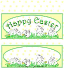 free bar wrapper templates free easter bunny bar wrapper printable wrappers