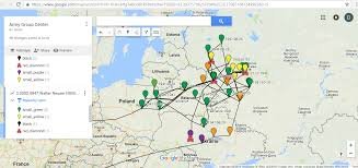 Stalingrad On Map New Maps Shed Light On German Soldiers U0027 Lives Edge Effects