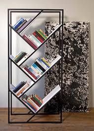modern home furniture design of v bookcase by fraktura design