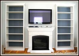 ikea fireplace hack 63 best fireplace bookcases images on pinterest fire places