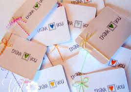 how to make your own thank you cards company cards