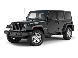 Black And Jeep 2017 Jeep Wrangler Unlimited Suv Warrensburg