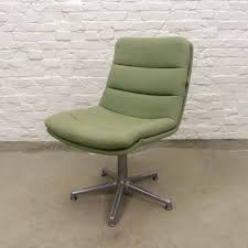 midcentury desk chair mid century mint green desk chair by geoffrey harcourt for