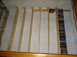 How To Make Wood Shelving Units by Build How To Build Wood Shelves In Basement Diy Pdf Table Plans On