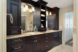 Bathroom Cabinets Shelves Captivating Bathroom Vanity Shelves Bathroom Top Pull Out Shelving