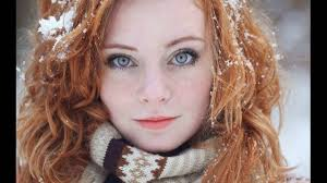hair color for blue eyes and pale skin hair colors for light brown